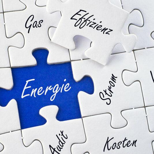 Puzzleteile - Jäkel Energiemanagement - Weingarten