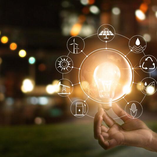 Glühbirne - Jäkel Energiemanagement - Weingarten