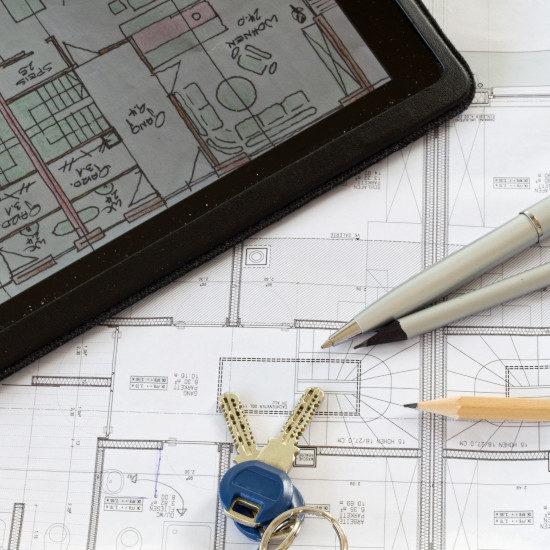 Gebäudeplan - Jäkel Energiemanagement - Weingarten
